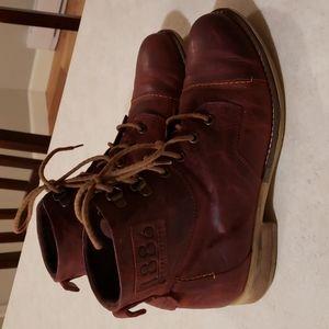 Josef Seibel Sienna 17 Leather Combat Style Booties